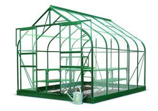 Supreme 108 groen - 255x320 cm (bxl) 140/212 cm (h)