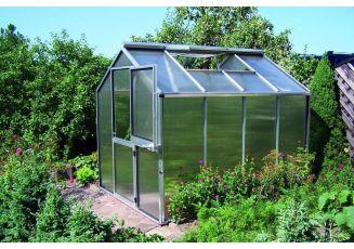 Hoklartherm tuinkas BioTop 1-3 - 215×310 cm (bxl) 171/239 cm (h)