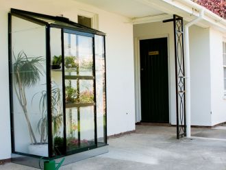 Wallgarden 42 groen Tuindersglas
