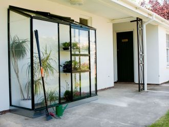 Wallgarden 62 groen Tuindersglas