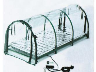 Reuzekamerkas met verwarming 'Giant propagator'