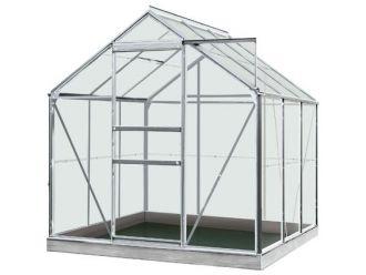 Intro Grow - Daisy - Aluminium - 195x193 cm (bxl) 124/195 cm (h)
