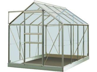 Intro Grow - Ivy - Aluminium - 193x257 cm (bxl) 121/195 cm (h)