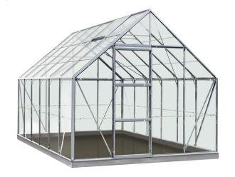 Intro Grow - Oliver - Aluminium - 257x384 cm (bxl) 132/240 cm (h)