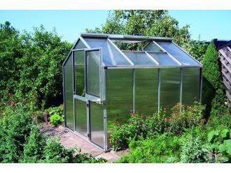 Hoklartherm tuinkas BioTop 1, T2 - 215x210 cm (bxl) 171/239 cm (h)