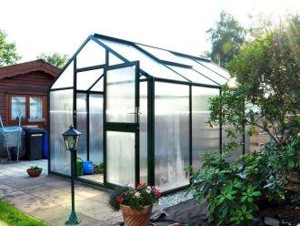 Hoklartherm tuinkas BioTop 3- 3 - 310×310 cm (bxl) 184/272 cm (h)
