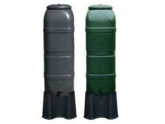 Water pakket - 2 regentonnen incl. voet