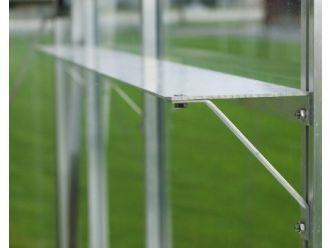 Alu plank 150x13cm